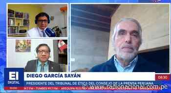García Sayán: Pacto Perú es una propuesta que no dependerá solo del gobierno - Radio Nacional del Perú