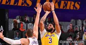 Running Diary: Lakers 103 | Clippers 101