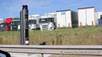 Le radar sur l'A1 à la sortie de Seclin de nouveau en activité - La Voix du Nord