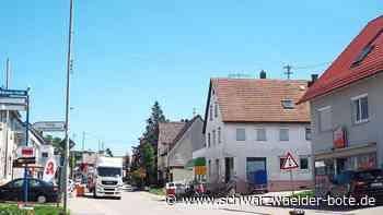 Geislingen: Schon bald nachts Tempo 30 in Ortsdurchfahrt - Geislingen - Schwarzwälder Bote