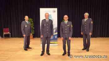 Doppelte Verabschiedung in den Ruhestand: Leiter der Polizeiinspektion Kaufbeuren und sein Stellvertreter g... - Kreisbote