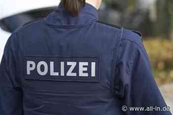 Polizei: Mann (26) in Kaufbeuren überfallen: Täter in Untersuchungshaft - Kaufbeuren - all-in.de - Das Allgäu Online!