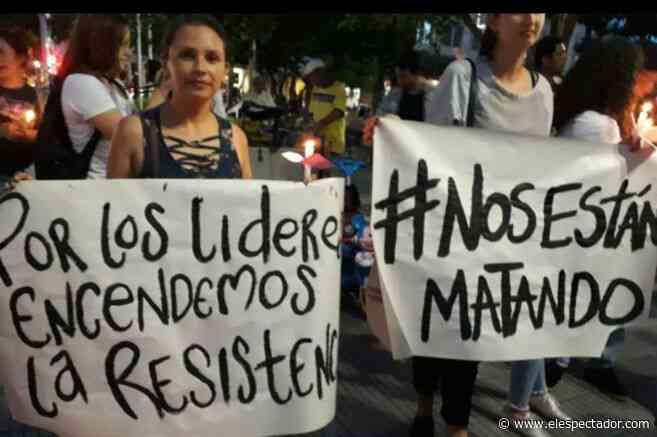 Atentan con explosivos contra la lideresa social Yaneth Mosquera en Patía (Cauca) - El Espectador