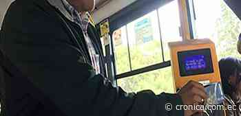Consorcio Ciudad de Loja exige el uso de la tarjeta electrónica - Diario Crónica (Ecuador)
