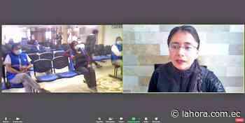ECU 911 desarrolla plan piloto de capacitación virtual - La Hora (Ecuador)
