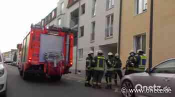 Feuerwehreinsatz in Weiden: Essen auf Herd vergessen - Onetz.de