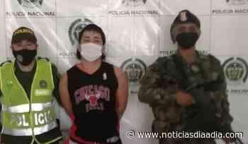 """En Tocaima cayó uno de los """"más buscados"""" de... - Noticias Día a Día"""