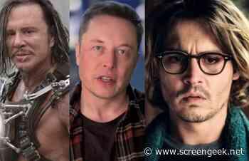 Mickey Rourke Challenges Elon Musk To Fight In Honor Of Johnny Depp - ScreenGeek