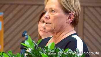 Geislingen - Kultusministerin steht Rede und Antwort - Schwarzwälder Bote