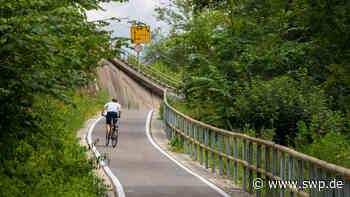 Radweg B10 Geislingen: Teils steiler als Alpe d'Huez: So fährt es sich auf dem Radweg nach Amstetten - SWP