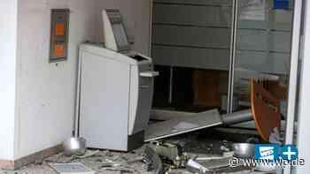 Geldautomaten: So schützt sich die Volksbank Reiste-Eslohe - Westfalenpost