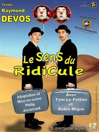 LE SENS DU RIDICULE - PAR RAYMOND DEVOS - Pelousse Paradise, Ales, 30100 - Sortir à Montpellier - Le Parisien Etudiant