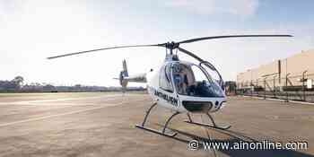 Guimbal Cabri Helicopters Remotely Serviced by Precision - Aviation International News