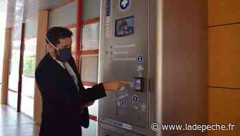 À Castres, les premiers distributeurs de masques sans contact ont été installés - LaDepeche.fr