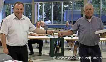 Seit vier Jahrzehnten politisch aktiv - Teningen - Badische Zeitung