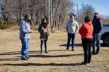 Funcionarios municipales se reunieron con vecinos de Campo La Cruz - Diario La Verdad Junín