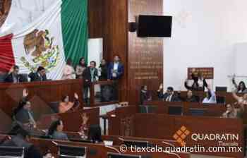 Proponen que Congreso de Tlaxcala sea conformado por 30 diputados y no por 25 - Quadratín Tlaxcala
