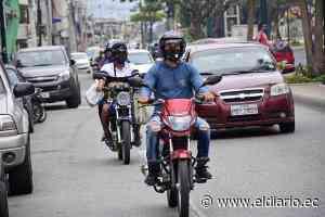 Programan una protesta motorizada contra el Gobierno desde Puerto López hasta Pedernales - El Diario Ecuador