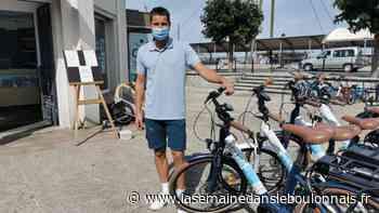 Boulogne-sur-Mer : un vélo électrique à un euro par jour - La Semaine dans le Boulonnais