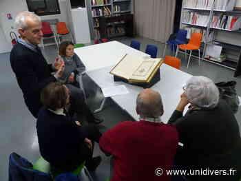 30 minutes, un livre : zoom sur les collections Musée Médard samedi 19 septembre 2020 - Unidivers