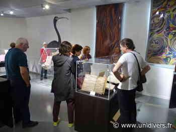 Visite guidée des collections et des expositions temporaires Musée Médard samedi 19 septembre 2020 - Unidivers