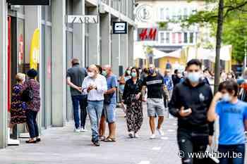 Gemeenten krijgen vanaf zaterdag nauwkeurigere info over be... (Genk) - Het Belang van Limburg