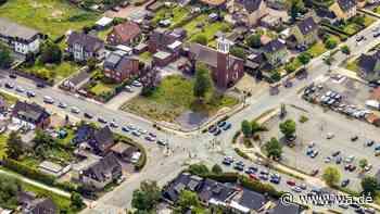 Auf Brachfläche an Jockenhöfer-Kreuzung in Bergkamen-Rünthe: Investor will Hotel / Boardinghouse bauen - Westfälischer Anzeiger