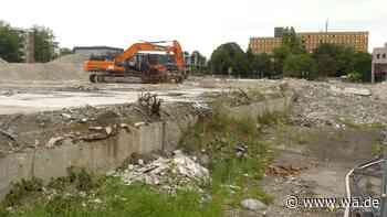 Bergkamen: Ex-Turmarkaden-Areal: Stadt und Investor sprechen wieder miteinander - wa.de