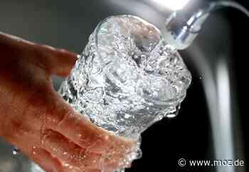 Trinkwasser: Kritik am Wasserverband in Wandlitz - Märkische Onlinezeitung