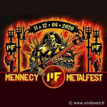 Mennecy Metal Fest Parc de Villeroy vendredi 11 septembre 2020 - Unidivers