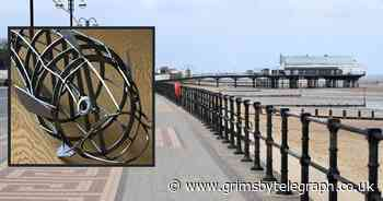 Giant four-metre haddock sculpture to be installed on Cleethorpes seafront - Grimsby Live