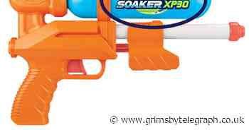120000 water pistols recalled because of lead fears - Grimsby Live