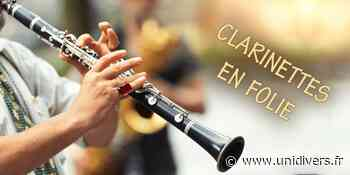 Clarinettes en folie Grande Ecurie du château de Versailles samedi 5 septembre 2020 - Unidivers