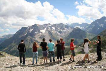Adrénaline et Montagne Centre LES MAINIAUX lundi 3 août 2020 - Unidivers