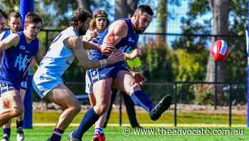 Wynyard forced into four changes, including ruckman Sam Douglas, for its NWFL match against Penguin - The Advocate