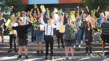 Baiersbronn: Geschichtsträchtige Klasse verlässt die Werkrealschule - Baiersbronn - Schwarzwälder Bote
