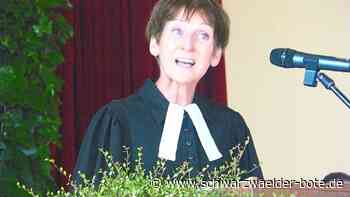 Baiersbronn: Pfarrerin setzt in Röt jede Menge Impulse - Baiersbronn - Schwarzwälder Bote