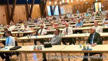 Baiersbronn: Bilanzsumme steigt deutlich - Baiersbronn - Schwarzwälder Bote
