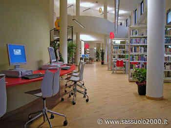 Biblioteca Sognalibro Casalgrande, 19 postazioni studio disponibili - Sassuolo 2000