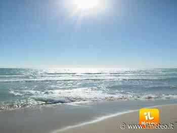 Meteo CIVITANOVA MARCHE: oggi sole e caldo, Venerdì 24 nubi sparse, Sabato 25 sereno - iL Meteo