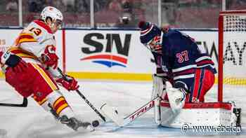 Winnipeg vs. Calgary: The Flames are favoured by oddsmakers and analytics nerds alike
