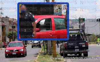 [VIDEO] Asesinan a hombre en Loma Bonita; resulta ilesa una mujer - El Sol de León