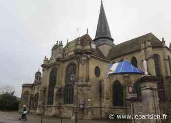 Magny-en-Vexin : l'église rouverte partiellement - Le Parisien