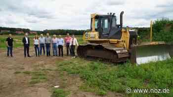 Erschließung des neuen Baugebiets läuft – große Nachfrage in Geeste - noz.de - Neue Osnabrücker Zeitung