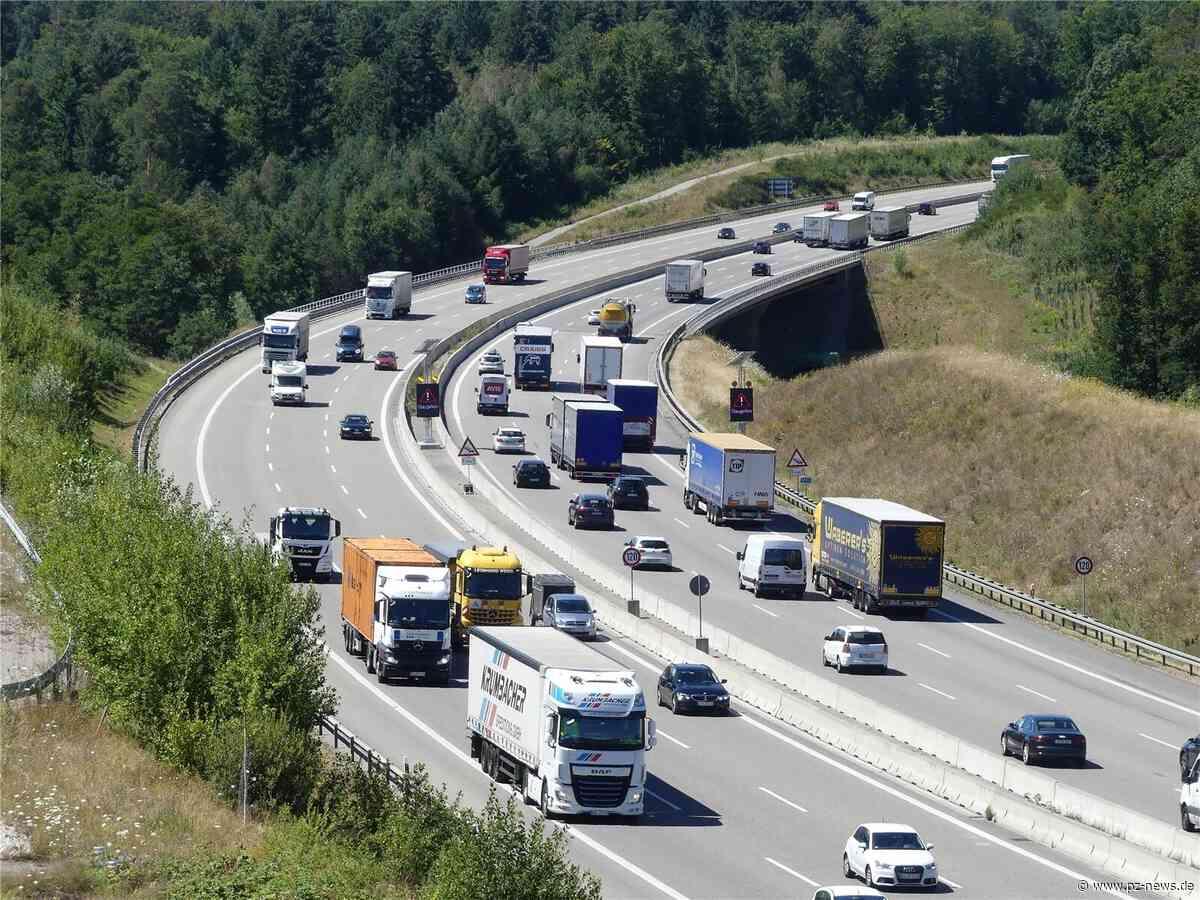 Karlsbad verliert Kampf um A8-Lärmschutz: Mutschelbach kann nicht mehr auf Nachbesserungen hoffen - Region - Pforzheimer Zeitung