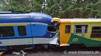 Karlsbad/Tschechien: Schweres Zugunglück mit 30 Verletzten und mehreren Toten - Kreisbote