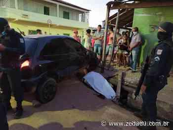 Homem morre atropelado por carro desgovernado em Parauapebas - Blog do Zé Dudu