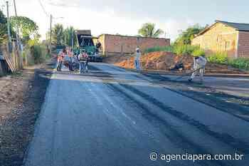 'Asfalto por todo Pará' conclui obras de pavimentação em Parauapebas - Para