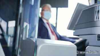 Sailauf/Bayern: Streit um Corona-Maske eskaliert: Busfahrer hindert Fahrgast am Einsteigen - der schlägt zu - tz.de