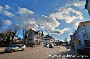 Gemeinderat stimmt für die Umgestaltung entlang der Basler Straße in Stetten - Lörrach - Badische Zeitung